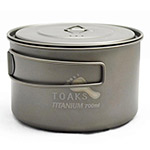 TOAKS - LIGHT Titanium 700ml Pot