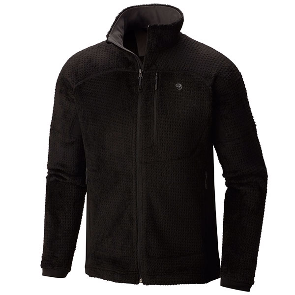 Mountain Hardwear - Monkey Homme Grid II Jacket Black