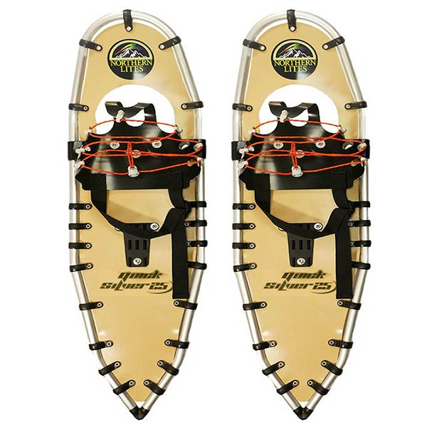 Northern Lites - Raquettes à neige Quicksilver 25 Speed Binding
