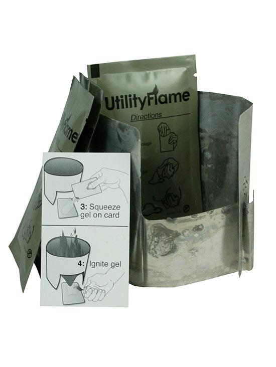 FYI:UtilityFlame便携固体燃料 - 银河 - 银河@生存主义唱诗班