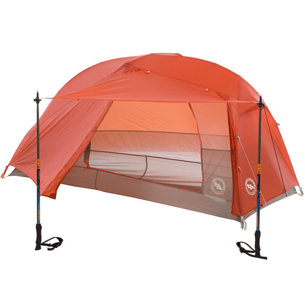 Big Agnes - Tente Copper Spur HV UL1 (Orange)
