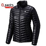 Mountain Hardwear - Doudoune Femme Ghost Whisperer Down Jacket (Black)