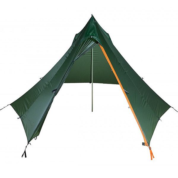 Nigor - Double-toit WickiUp 3 plus Mât