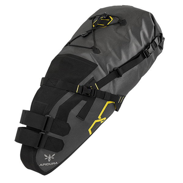Apidura - Sacoche de selle étanche Expedition Saddle Pack (17L)