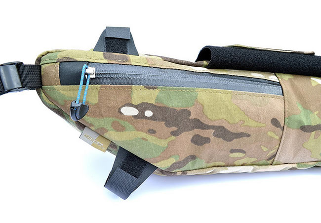 Oveja Negra Threadworks - Half Pack Frame Bag (Small)