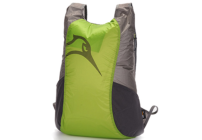 Green Hermit - sac à dos Lightweight Travelling Bag