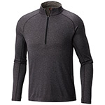 Mountain Hardwear - Men's Kinetic Long Sleeve 1/2 Zip